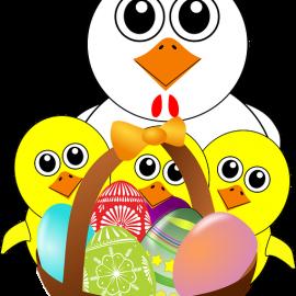 Træningstider i påsken – Børn