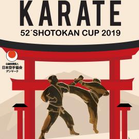 Shotokan Cup 2019, Lørdag d. 05. Oktober 2019