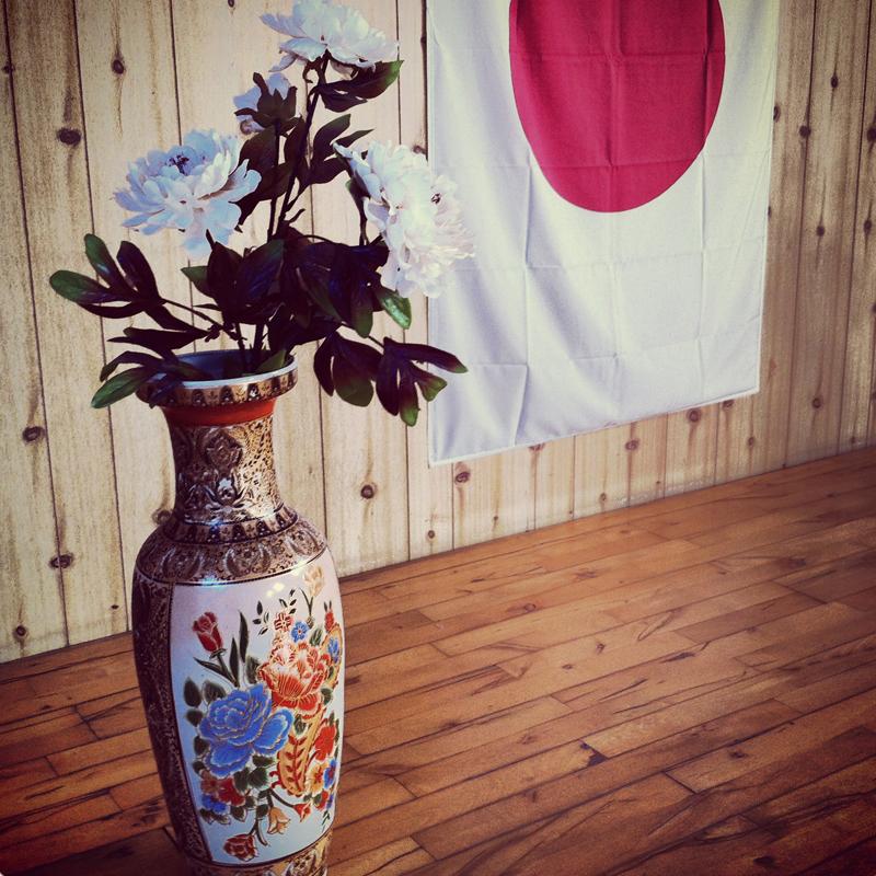 Nyt gulv i dojo (道場), klubben holder lukket i Uge 48 og 49